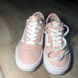 Vans Pastel Pink Sneakers Womens Size in 6.5 & 10